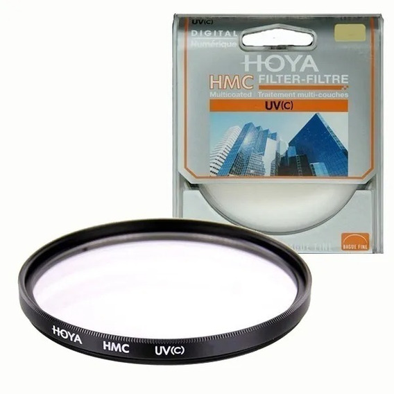Filtro Uv 77mm Hoya Original Hmc Slim Frame