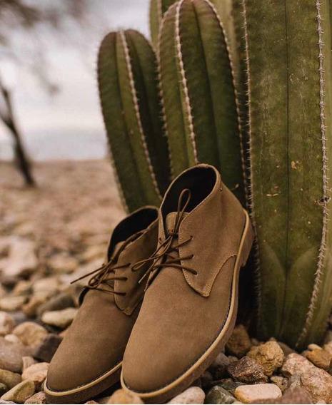 Zapato De Hombre Color Beige