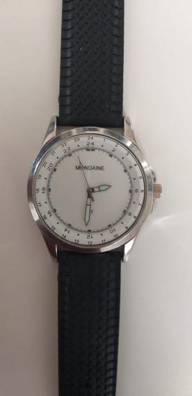 Relógio Mondaine Masculino 76063g0mbnz Original E Barato