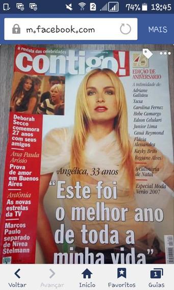 Revista Contigo Angélica