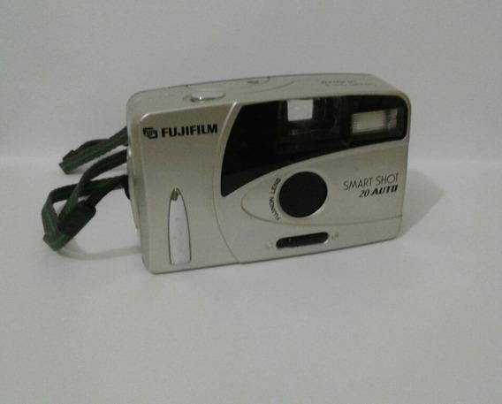 Câmera Fotográfica Fujifilm Smart Shot 20 Auto