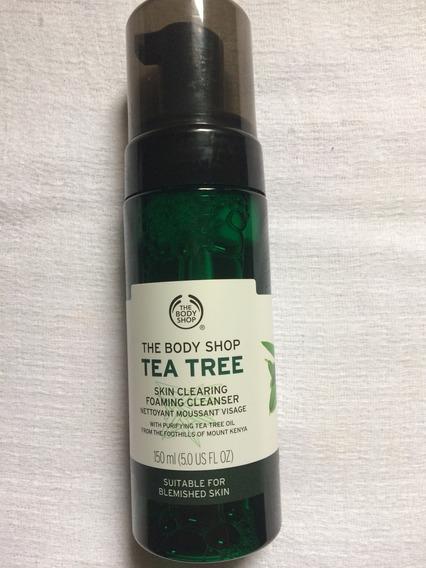 Espuma De Limpeza Tee Tree