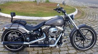 Harley Davidson Breakout 2016 Fxsb - Equipada