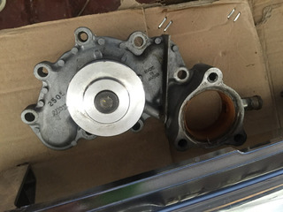 Bomba De Agua 4runner 96 Motor 3.4 Japon