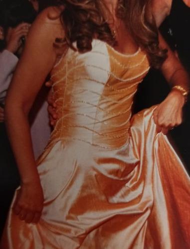 Vestido Fiesta, 15 Años, Egresadas...