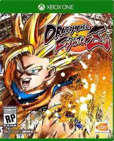 Dragon Ball Fighterz - Xbox One Juego Físico - Sniper Game