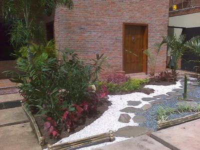 Jardines Paisajismo Japones Paredes Agua, Manantiales, Riego