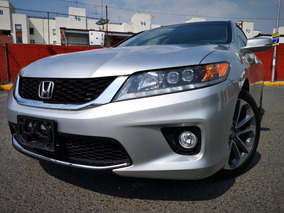 Honda Accord 3.5 Ex Coupe V6 Piel Abs Qc Cd 5 Vel. At 2013