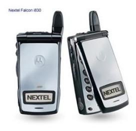 Nextel I830 Impecable Muy Buen Estado 8p Color Gris Silver