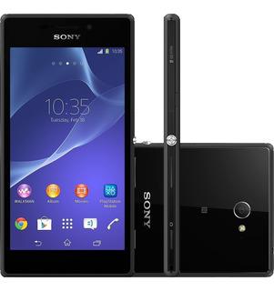 Sony Xperia M4 Aqua Duos (com Problema No Processador)