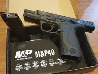 Pistola Co2 M&p 40 Smith & Wesson
