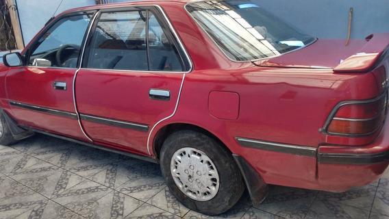 Toyota Corona Rojo ; Año 1992 ,automático. Uso Particular