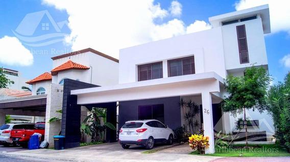Casa En Venta En Cancún /cumbres