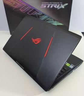 Notebook Gamer Asus Rog Gl355vd I7 12gb 1tb Gtx 1050 4gb