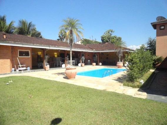 Casa Com 4 Dormitórios À Venda, 532 M² Por R$ 1.600.000,00 - Boracéia - Bertioga/sp - Ca0244