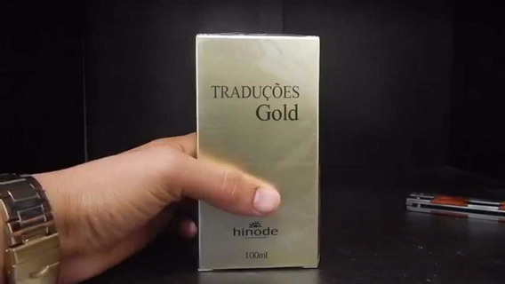 Perfumes Traduções Gold Hinode - Importados