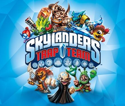 Skylanders Trap Team Somente Disco - Mídia Xbox One