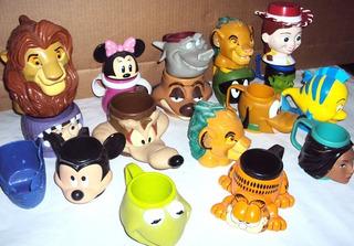 Tazas Disney, Usadas Bien Cuidadas