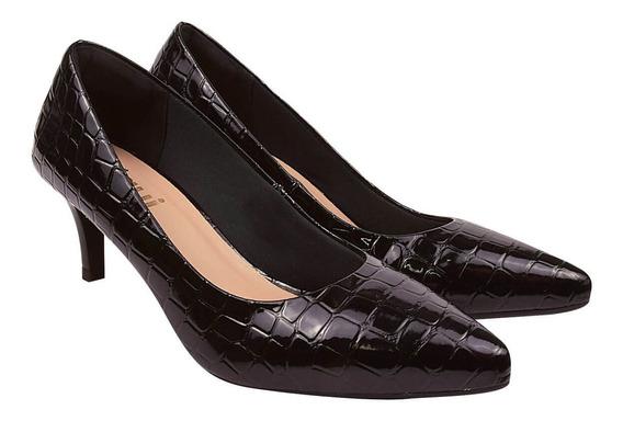 Sapato Scarpin Feminino Chiquiteira Chiqui/2005100