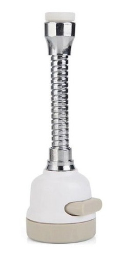 Grifo Lavaplatos Extensor2x1 Regula Presión Ahorro Agua