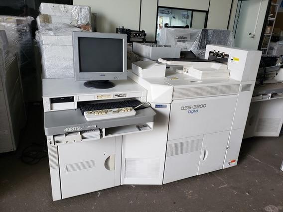 Noritsu Minilab Qss 3300 20x42