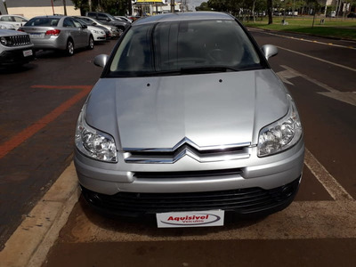 Citroen C4 Pallas Exclus.(pack) 2.0 16v(aut.) 4p 2008