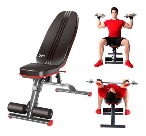 Banca Libre Para Pesas Gym