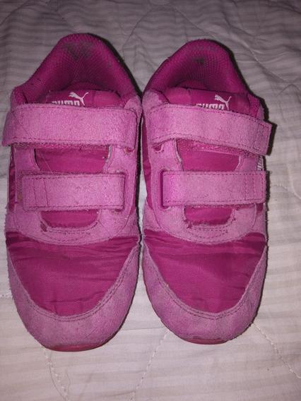 Zapatillas Puma Niña