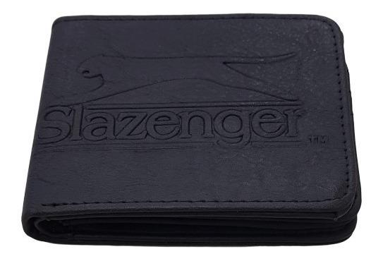 Billetera Slazenger Culp 100% Original Cuero Pu