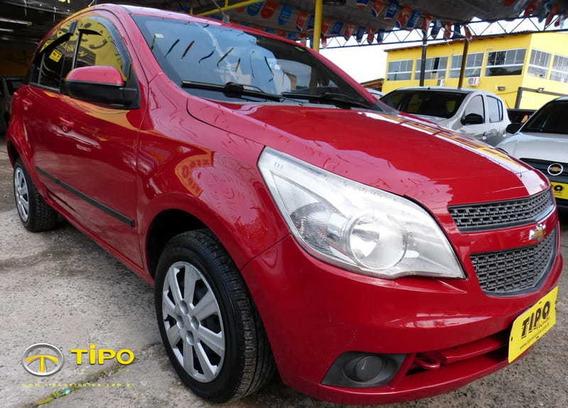 Chevrolet Agile Lt 1.4 8v 2010
