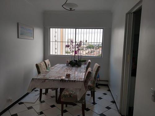 Apartamento Com 3 Dormitórios À Venda, 74 M² Por R$ 260.000,00 - Vila Leonor - Guarulhos/sp - Ap0269