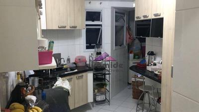 Apartamento Residencial À Venda, Jardim Aquarius, São José Dos Campos - Ap8786. - Ap8786