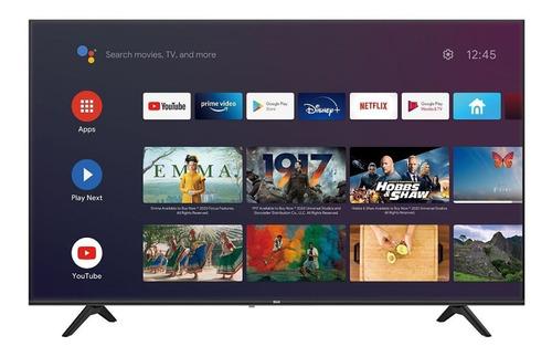 """Imagen 1 de 2 de Smart TV BGH B5021UH6A LED 4K 50"""" 220V"""