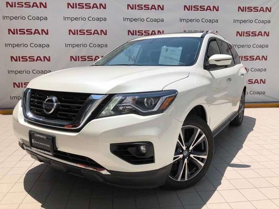 Nissan Pathfinder 2018 3.5 Exclusive Cvt