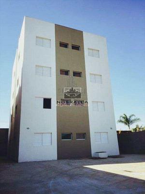 Flat Com 1 Dorm, Jardim Nova Aparecida, Jaboticabal - R$ 75.000,00, 28,75m² - Codigo: 443800 - A443800