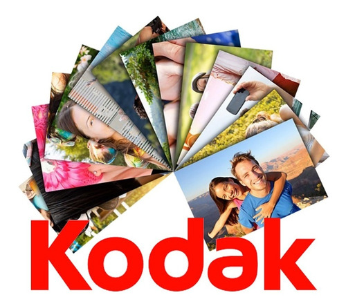 Revelar 100 Fotos 15x21 Kodak Xtralife