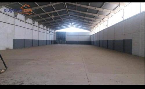 Imagem 1 de 14 de Galpão Para Alugar, 1350 M² Por R$ 15.000,00/mês - Eugênio De Mello - São José Dos Campos/sp - Ga0279