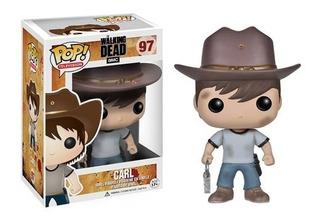 Funko Pop Carl The Walking Dead