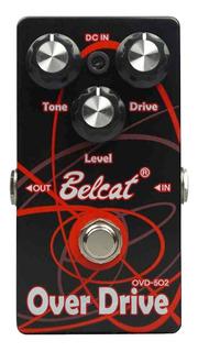 Pedal Efecto Guitarra Electrica Belcat Ovd 502 Overdrive