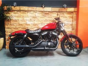 Harley Davidson Sporster Iron 883 2018