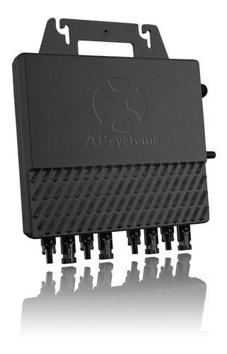 Micro Inversor Apsystems Qs1a 1500w Bifasico 220v 4 Paneles