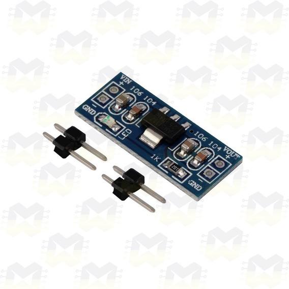 Módulo Regulador De Tensão 5v - Ams1117