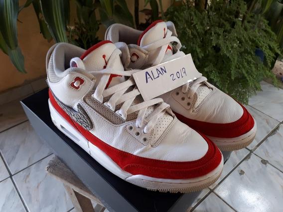 Tênis Nike Jordan 3 Tinker