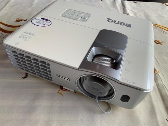 Projetor Benq W1080st+ Full Hd 1080p Dlp 2200 Lumens Curta D