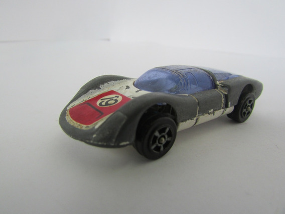 Escala 1/64 Corgi Juniors Porsche Carrera 6 Jorgetrens