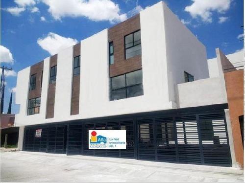 Departamento En Venta En Tangamanga, San Luis Potosí, San Luis Potosí