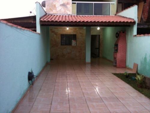Imagem 1 de 12 de Sobrado Com 2 Quartos No Mambu Em Itanhaém - 6379 | Npc
