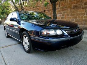Chevrolet Impala 3.8lts, 6 Cilindros