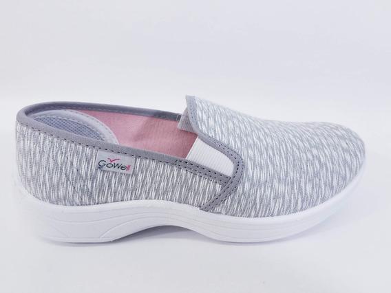 Zapatillas Tipo Alpargatas De Damas