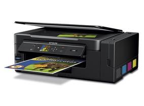 43271 Impressora Epson L495 Multifuncion Wifi Eco Tank